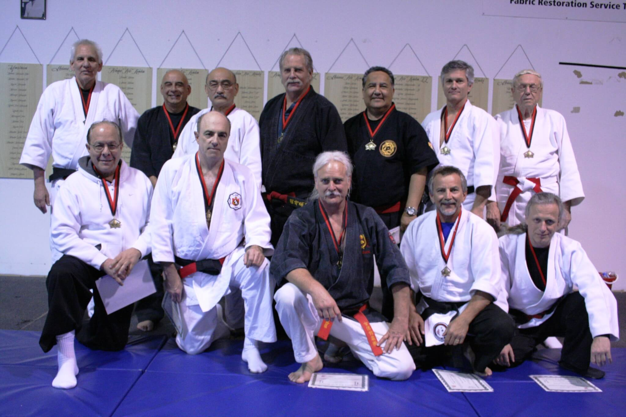 2010 Bob Krull Memorial, Hayward, CA - Instructors